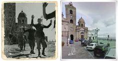 Soldati Italiani si arrendono alle truppe USA   Troina Sicilia  #Agosto1943