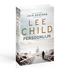 Persoonlijk - Lee Child - De negentiende Jack Reacher thriller