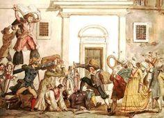 MI PARAISO ESCONDIDO: Carnaval romano.