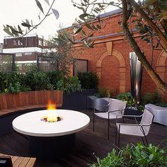 Roof Terrace Knightsbridge
