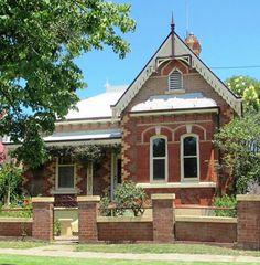 House Exterior Australian Verandas 60 Ideas For 2019 Australian Vintage, Australian Homes, Metal Awning, Modern Shed, Double Hung Windows, Edwardian House, Australian Architecture, Queenslander, Brickwork