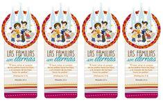 La talentosa hermana MaggiCAL nos compartió estos imprimibles con el lema de la primaria Las Familias Son Eternas. Son excelentes para la presentación de la Primaria.