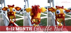 6-12 Month Giraffe H