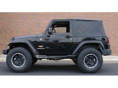 2015 Jeep Wrangler Rubicon 2 Door