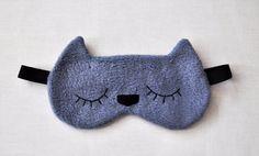 Masque de nuit / Masque de sommeil chat pour par FunkySunday
