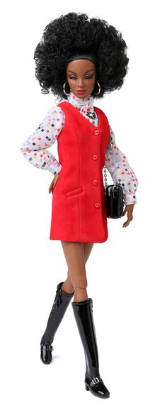 Check out the amazing dolls from the Poppy Parker Collection 2015 from Integrity Toys Barbie Blog, Barbie Dolls, Diva Dolls, Barbie Style, Dolls Dolls, Diva Fashion, Fashion Dolls, Afro, African American Dolls