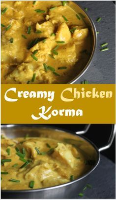 Easy Chicken Korma R