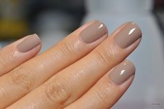 greige nails | Nail'd It!! | Pinterest