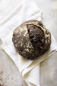 Sourdough Noir (Chocolate!!)