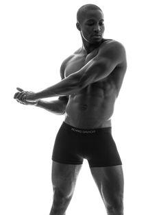 Beriah Yisrael by Joem Bayawa wearing RICHARD DAYHOFF athleisure trunks. @doctor.yisrael @joembayawaphotography #joembayawa @richarddayhoff #richarddayhoff #richarddayhoffunderwear #theultimatefirstlayer #athleisure #mensunderwear #mensfashion #mensstyle #menswear #boxerbriefs #briefs #underwear #malemodel #sexy #abs #athletic #fitness #workout #menshealthmag #menahealthmagazine #mrmagazine #chicago Men's Underwear, Athleisure, Chicago, Workout, Hashtags, Fitness, Parenting, Shit Happens, Twitter