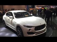 2016 Maserati Levante - Ferrari V6 on course for UK market | Autocar