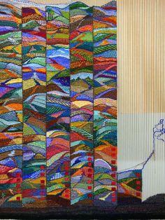 J Meetze Studio/Common Threads: Getting ready for Joan Baxter Weaving Textiles, Weaving Art, Weaving Patterns, Loom Weaving, Hand Weaving, Tapestry Loom, Rug Loom, Textile Fiber Art, Weaving Projects