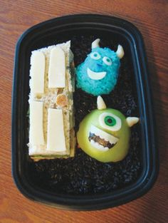 Monsters Inc. Bento