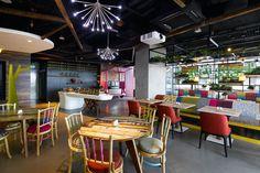 Las oficinas de Google en Kuala Lumpur
