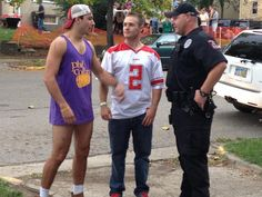 No such thing as public indecency. TFM.