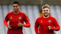 Jelang Manchester United vs Tottenham, Dua Bek MU Ini Absen