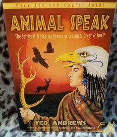 Animal Speak Book By Ted Andrews