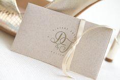 Custom monogram for wedding  / wedding card / Custom by Pixelord