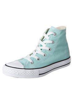 Converse - CHUCK TAYLOR AS SEASONAL HI - Sneakers alte - turchese