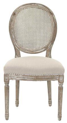 Mercer Modern Lehana Chair, Set of 2 design by Safavieh