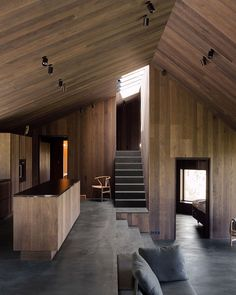 AMM blog | Blackened timber cabin in Norway