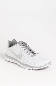 Nike 'Free TR Fit 3' Training Shoe (Women) available at #Nordstrom $95 in white