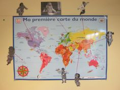 Autour du monde : ressources en tous genres...