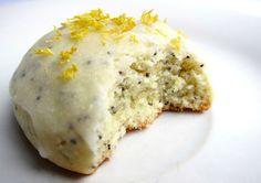 HAUT APPÉTIT - lemon poppyseed cookies