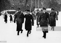 Foreign Affairs German_Romanian Meeting Adolf Hitler and Head of StaeIon Antonescu at Fuehrer's Headquarters 'Wolfsschanze' left Dr Paul Otto Schmidt. Otto Schmidt, Wolfenstein, Rare Photos, World War Ii, Ww2, To Go, Romania, Pure Products, People