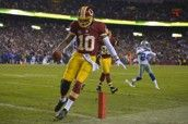 Washington Redskins fans celebrate NFC East title in victory over Dallas Cowboys - The Washington Post