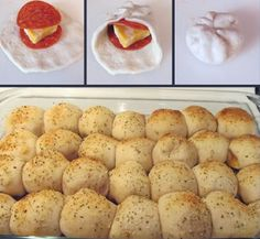 Cooking Pinterest: Pepperoni Rolls