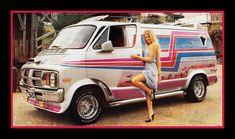 '74 Dodge Custom Van, 1979
