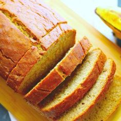 One bowl easy gluten free banana bread! A beginner's quick bread that is egg free, dairy free and Vegan! Food allergy baking made simple, no mixer.