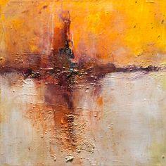 Santa Fe abstract artist Amy Longcope.