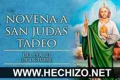San Judas Tadeo Novena