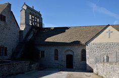 Eglise de Prinsuéjols, Lozère, Languedoc-Roussillon