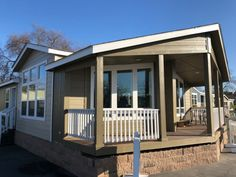 Homes Direct Modular Homes - Model Metolius Cabin 2 Manufactured Home Decorating, Buying A Manufactured Home, Condo Design, House Design, Interior Design, Used Mobile Homes, Palm Harbor Homes, Modular Homes, Home Look
