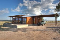Marfa WeeHouse -  Small Spaces Addiction ©