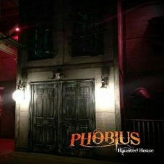 The Journey from 'Haunt House' to 'Phobius' with Nicci & Justin Fears Listen to the podcast episode on HaunTopic Radio: Interviews with the People Behind Halloween & Haunted Houses