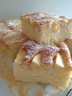 Lady Laura, Sweet Recipes, Vegan Recipes, Apple Cake Recipes, Polish Recipes, Polish Food, Breakfast Menu, Cake Cookies, Delicious Desserts