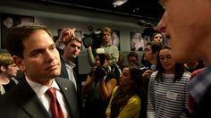 Sen. Marco Rubio (R-Fla.) has a conservative media problem.