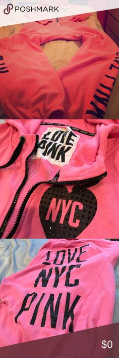 Vs jumper Got from other posh. Cost me 100$. I m not sure why it's to much. Maybe it's limited edition. Look for trade to vs . PINK Victoria's Secret Sweaters