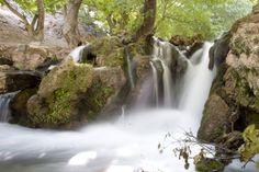 Fire waterfall in shahre kord- آبشار آتشگاه در شهر کرد