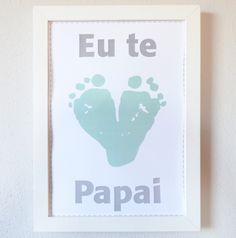 Ideia de presente para Dia dos Pais! <3