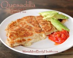 When it comes to light and healthy fare, quesadillas rarely comes into the picture. That's because these cheesy treats are usually fried, and while the results definitely taste good, they're usually accompanied by unwanted grease and excess fat. Not these light and healthy quesadillas, though – they're low-cal, low-carb and gluten-free.