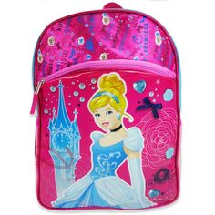 2f5bf5722536 American Tourister Disney 14 Frozen Kids  Backpack - Pink