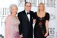 """Hal Davidand Jackie DeShannon at the 41st Annual Songwriters Hall of Fame.  """"Hal David has been one of the most important people in my life.  His grace,his unparalleled talent, and his kindness wii be in my heart forever."""""""