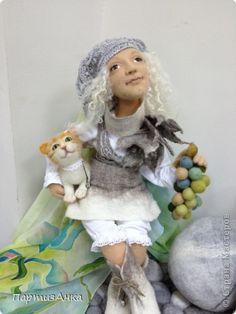 """Игрушка, Куклы, Фоторепортаж Шитьё: Выставка """"Кукольное чудо 2012"""" в Хайфе Капрон Праздник осени. Фото 22"""
