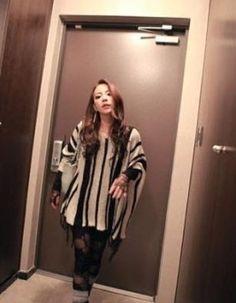 Korean Style Stripe Tassels Cape Black Capes For Women, Clothes For Women, Cheap Coats, Large Scarf, Cape Coat, Windbreaker Jacket, Korean Style, Cheap Fashion, Cheap Clothes