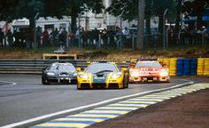 Let's get the obvious out of the way first, the most important thing about the 1995 running of the LeMans 24 Hour was the maiden victory of the McLaren F1 GTR. Driven by JJ Lehto, Yannick Dal…